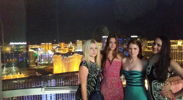 Day Seven: Las Vegas