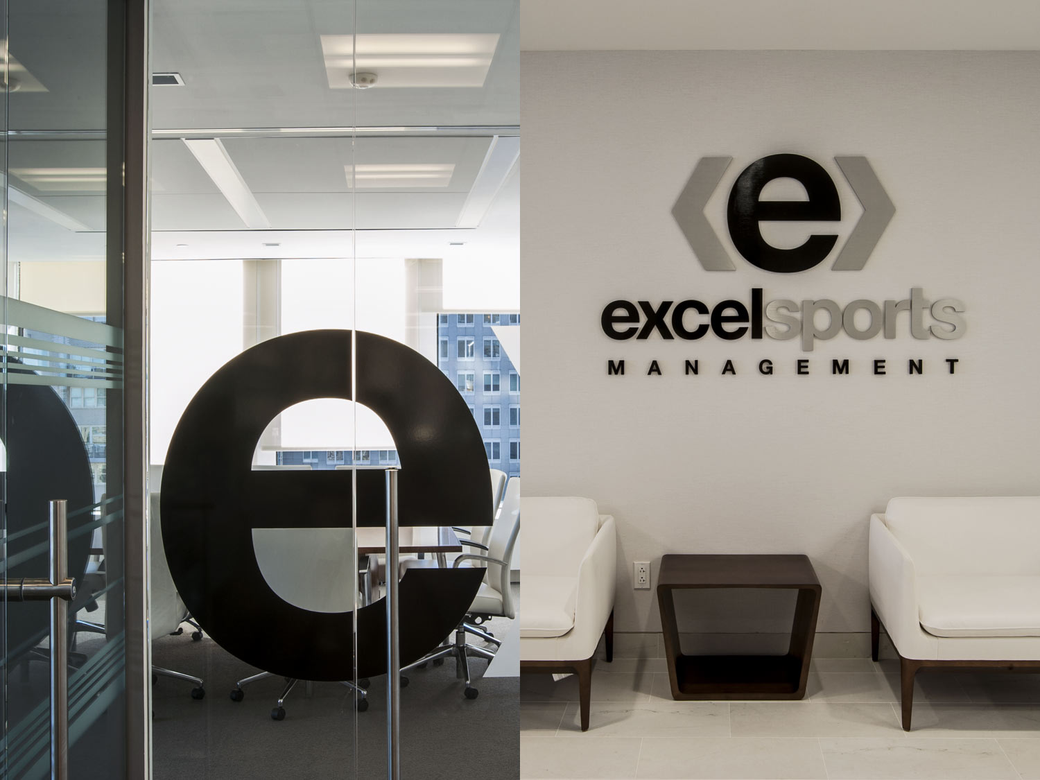 excel sports management  Sleek, Modern Workspace Design for Excel Sports Management