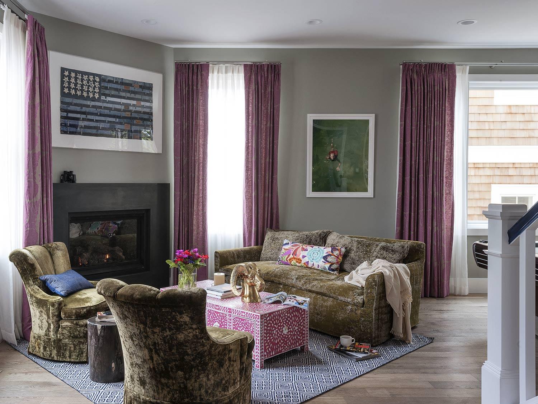 Seabrook Washington Vacation Home Design