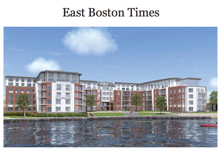 East Boston Times | Groundbreaking Ceremony