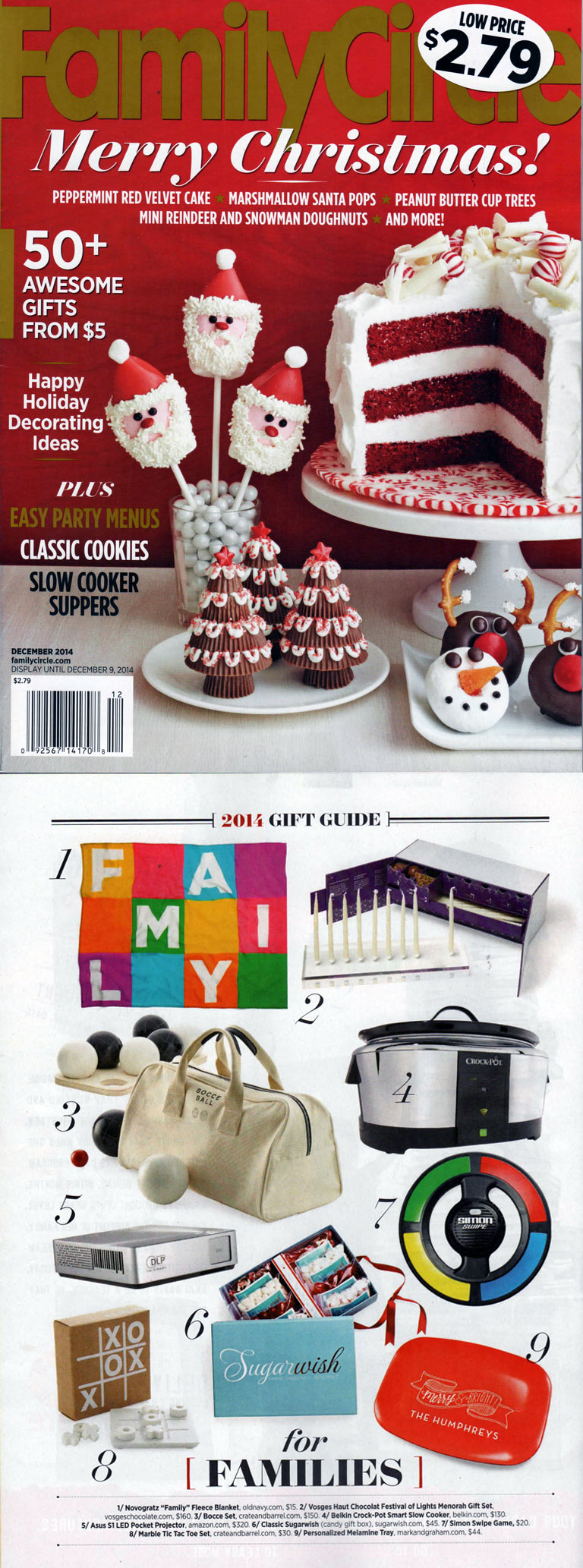 Family Circle Gift Guide
