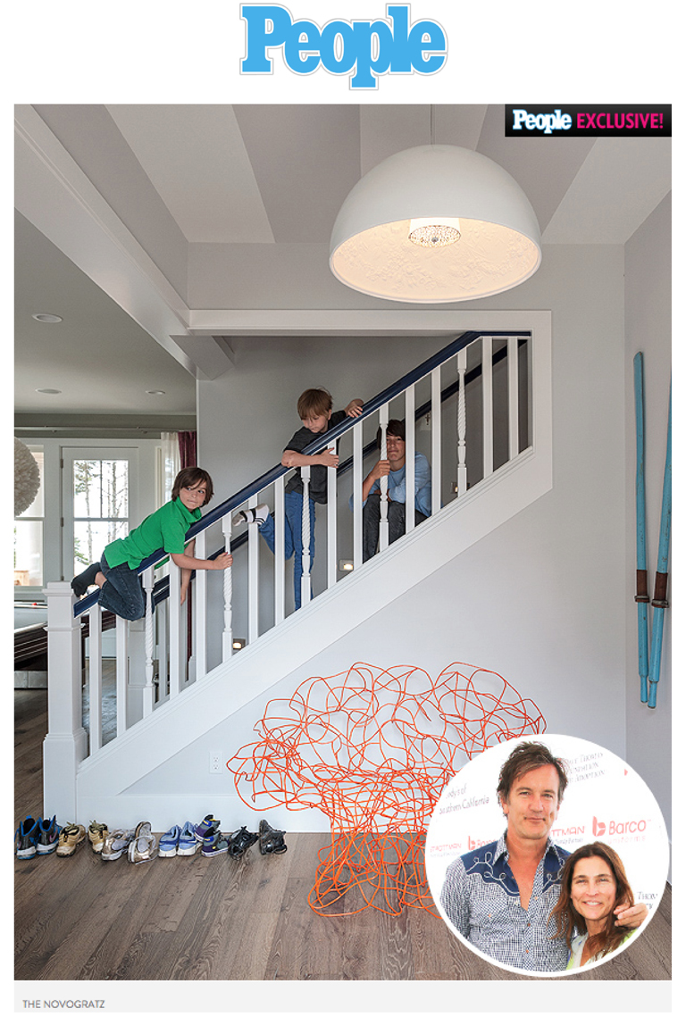 People.com | Creating Fun Family Spaces