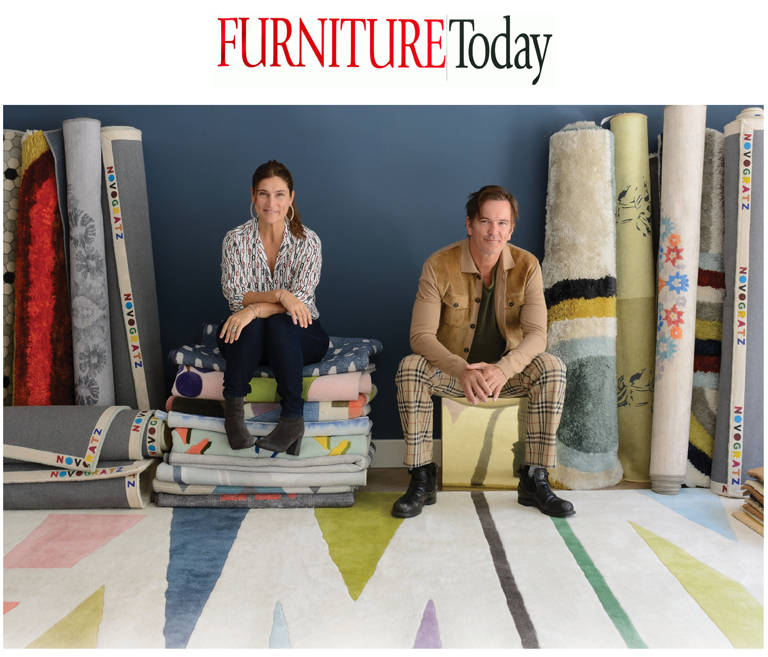 Furniture Today | The Novogratz for Momeni