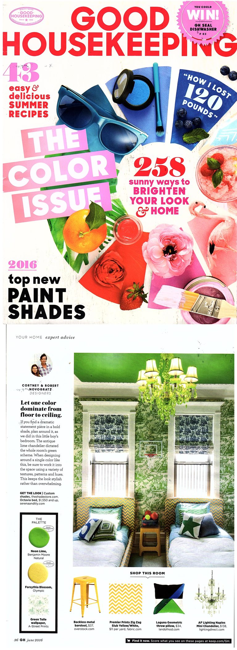 Good Housekeeping | The Color Issue