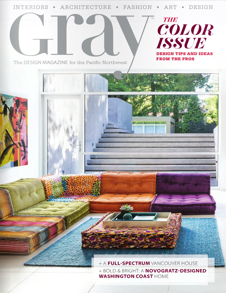 Gray Magazine | The Color Issue