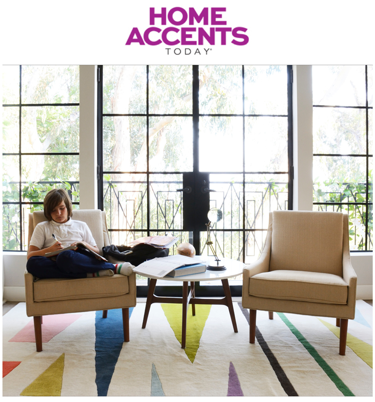 Home Accents Today | Novogratz + Momeni