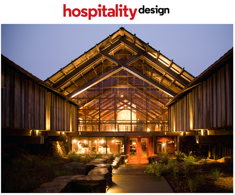 Hospitality Design | Timber Cove