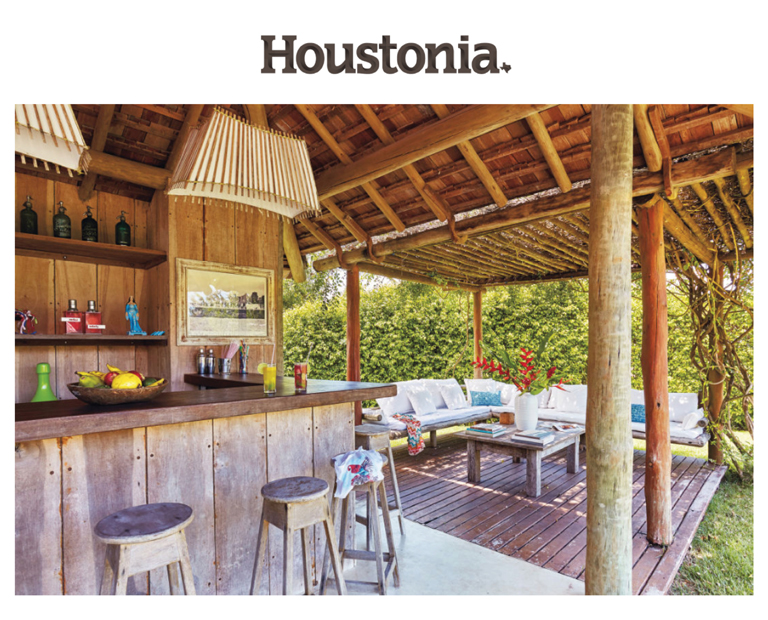 Houstonia | Designing a Boutique Lifestyle