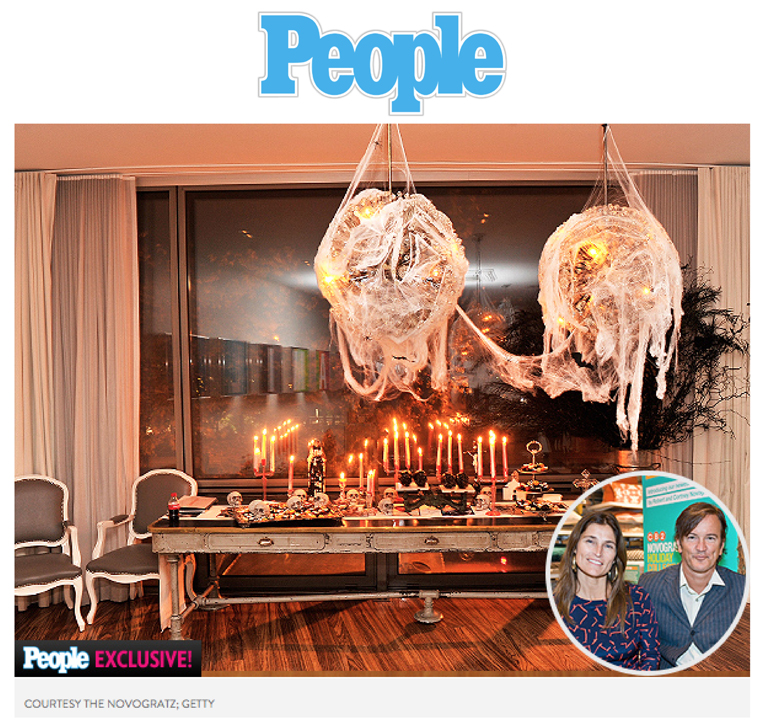 People.com | Decorating Tips for Halloween