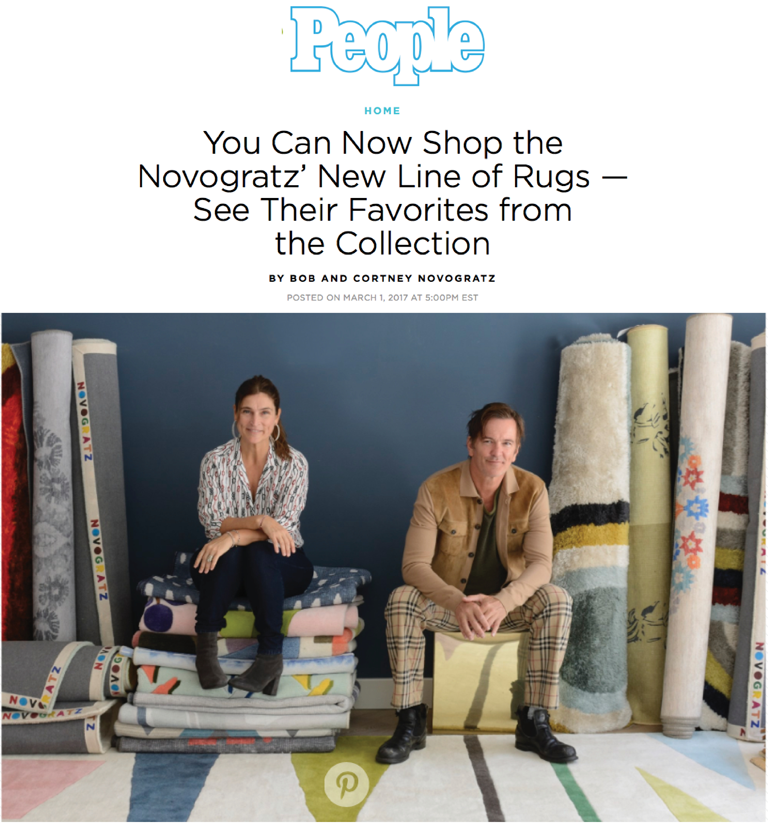 People.com | New Rug Collection