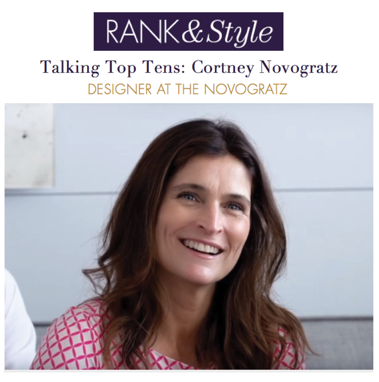 Rank & Style | Cortney's Top Tens