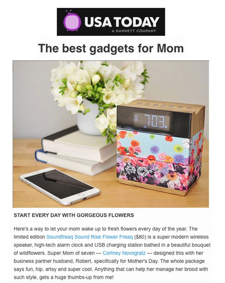 USA Today | Mother's Day Gift Guide