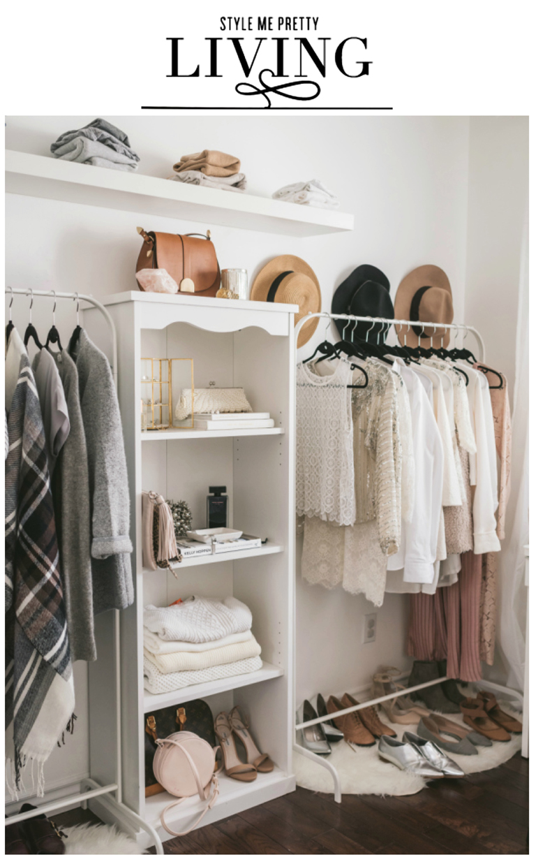 Style Me Pretty | Revamping Your Closet