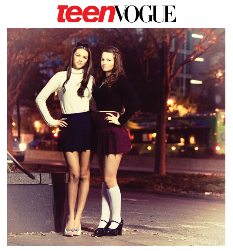 Teen Vogue | Things Only Twins Understand