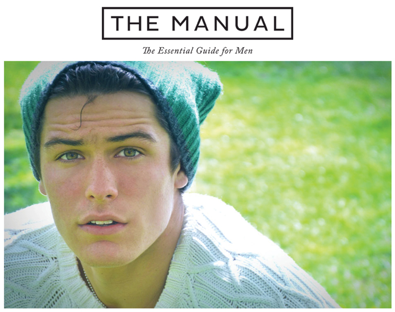 The Manual | The Essential Guide for Men