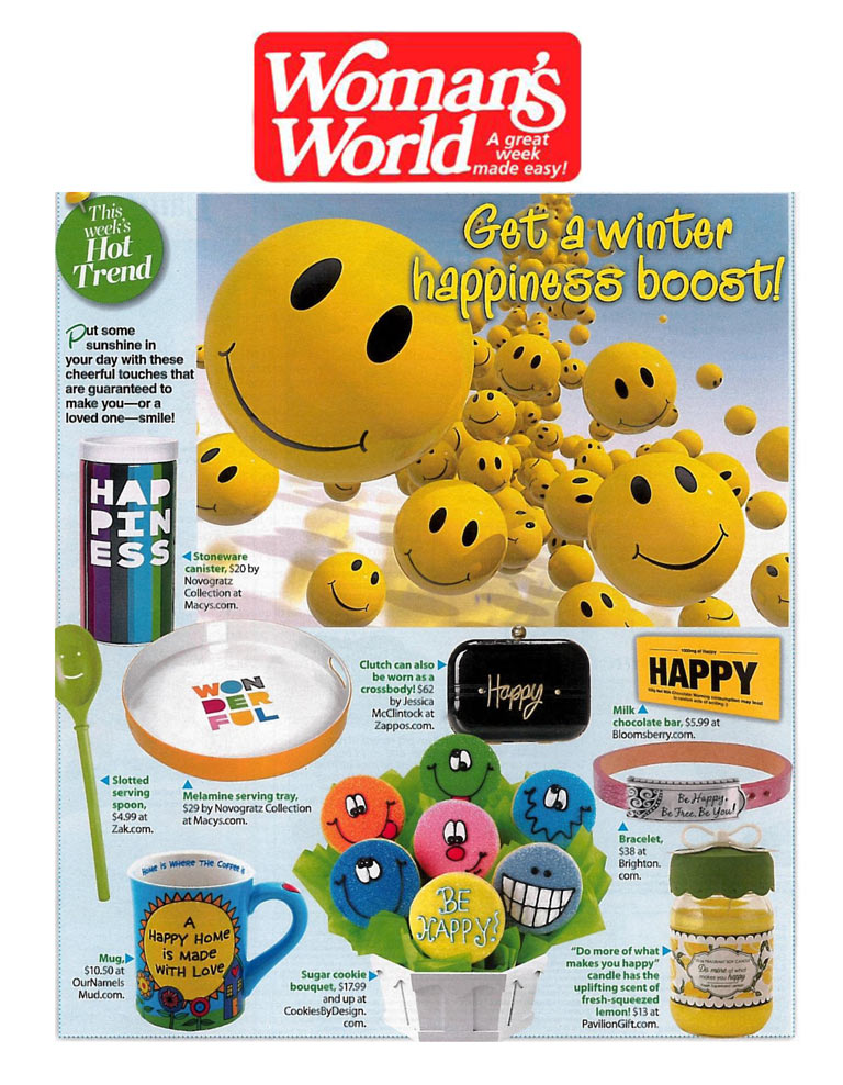 Woman's World | February 2015