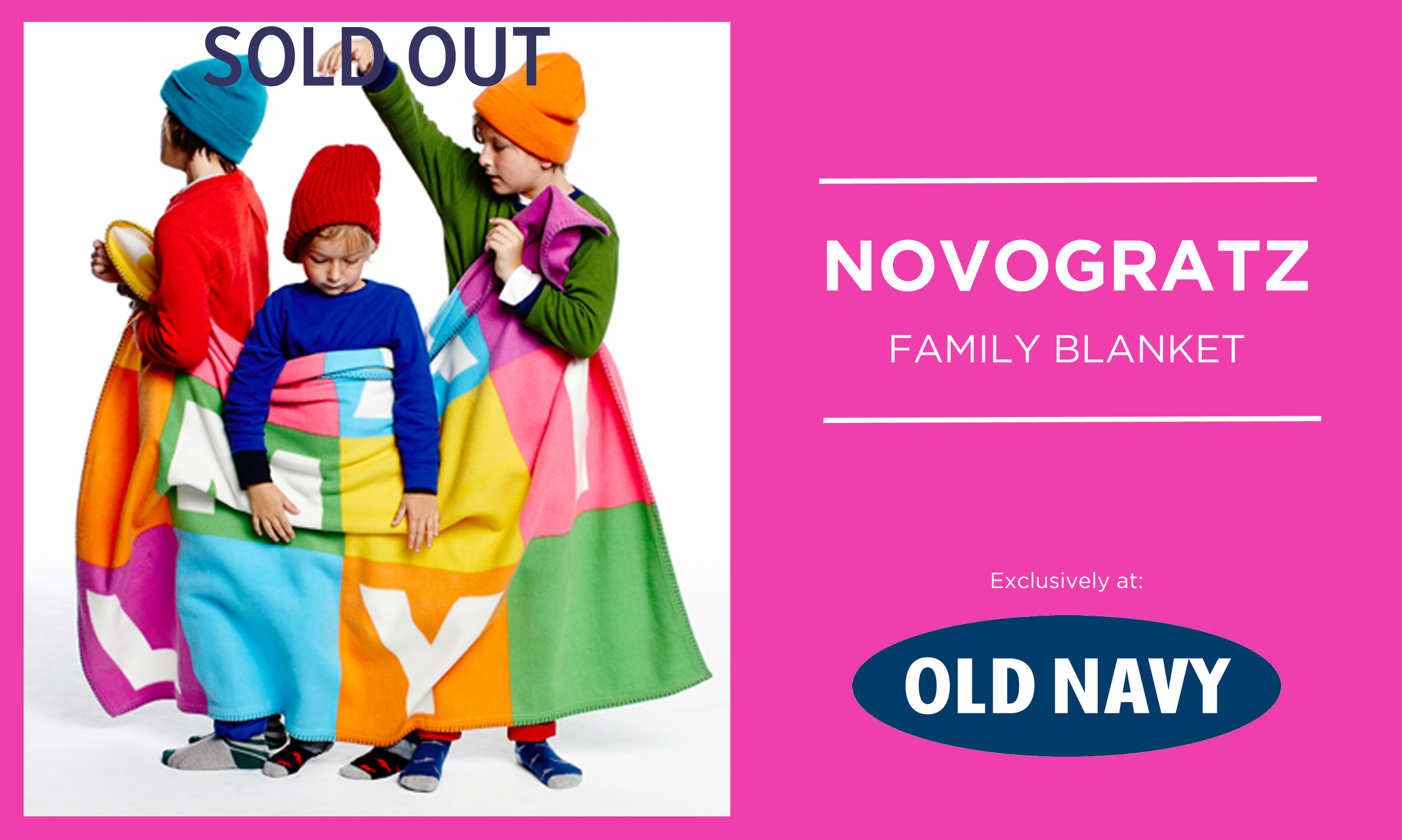 Novogratz for Old Navy